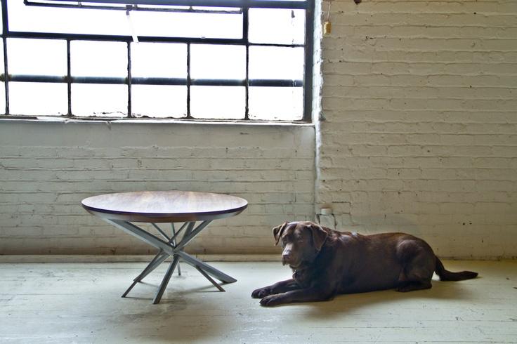 Kaos coffe table and Olga