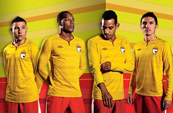 Independiente Santa Fe 2013/14 Special Umbro Kit