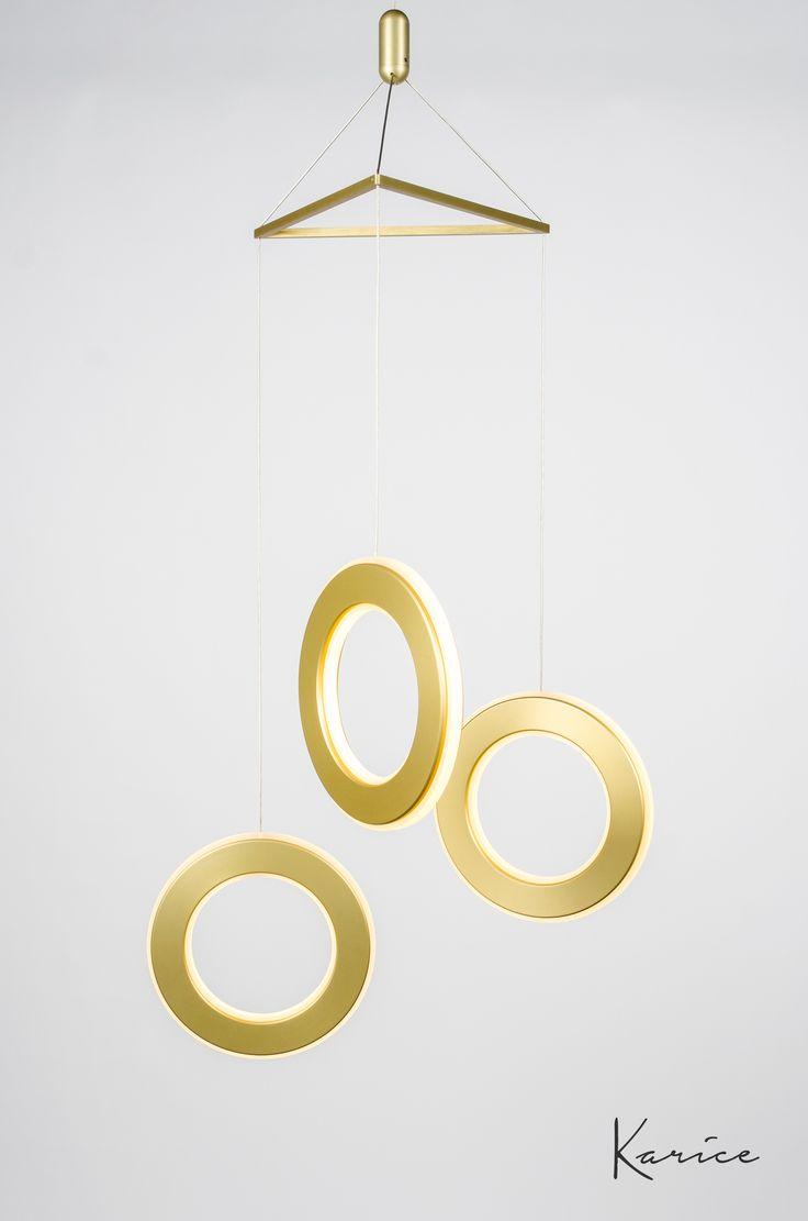 Karice | Electron LED Pendant Light   Photo ©Karice Enterprises