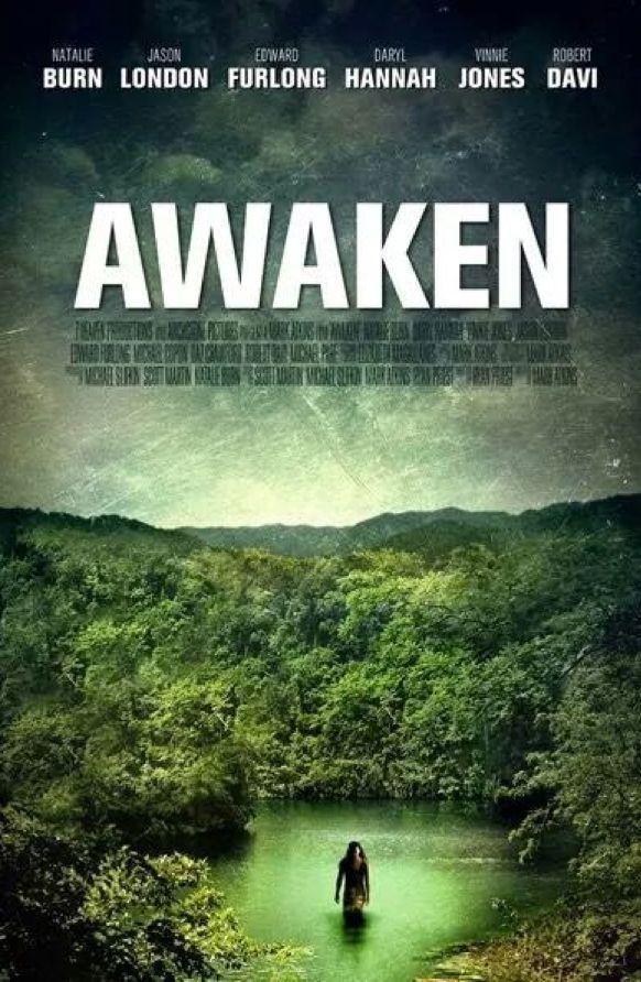 Awaken Poster - Artemis Women in Action Film Festival