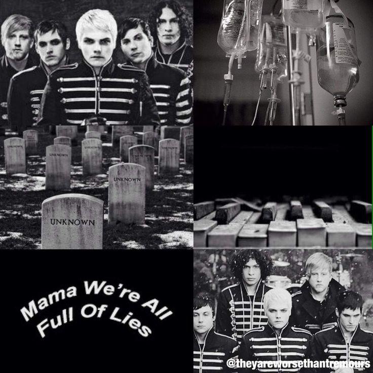 My Chemical Romance- Mama