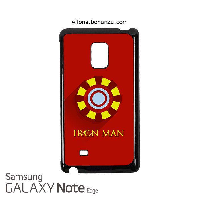 Iron Man Superhero Samsung Galaxy Note EDGE Case