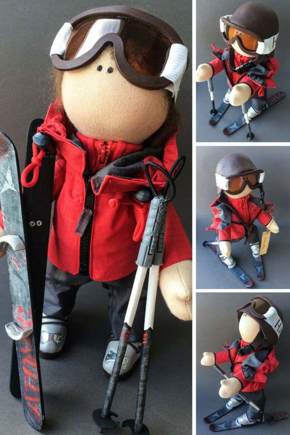 Tilda doll Interior doll Muñecas Textile doll by AnnKirillartPlace