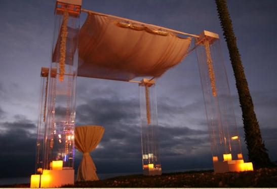 Cosmopolitan Belle Canopy From Arc De Belle Www