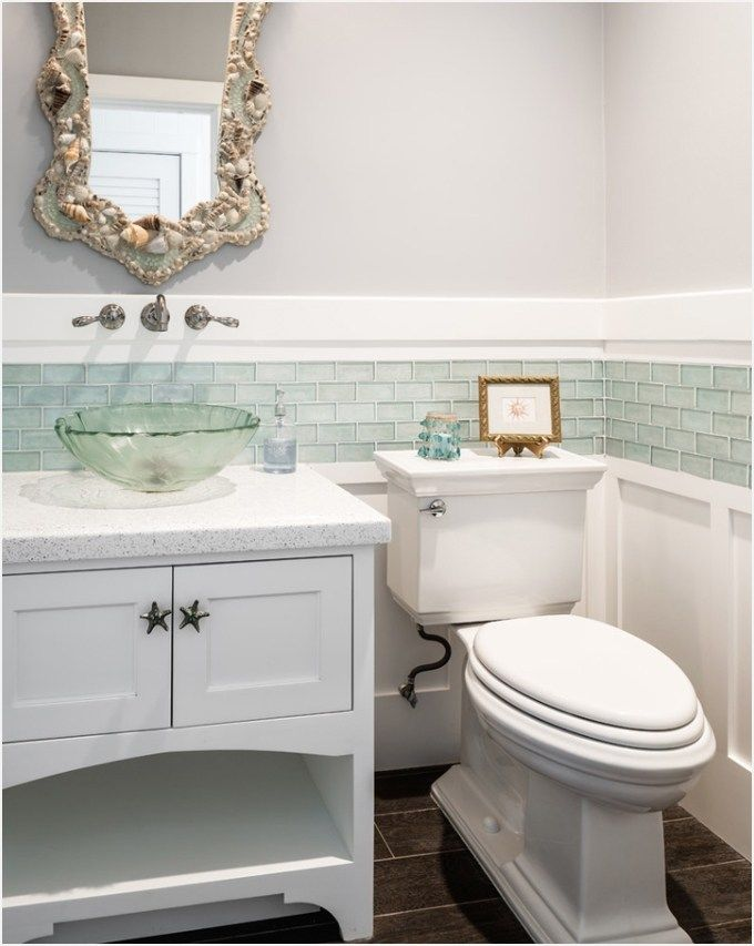 Coastal Bathroom Decor, Coastal Bathroom Tile Ideas