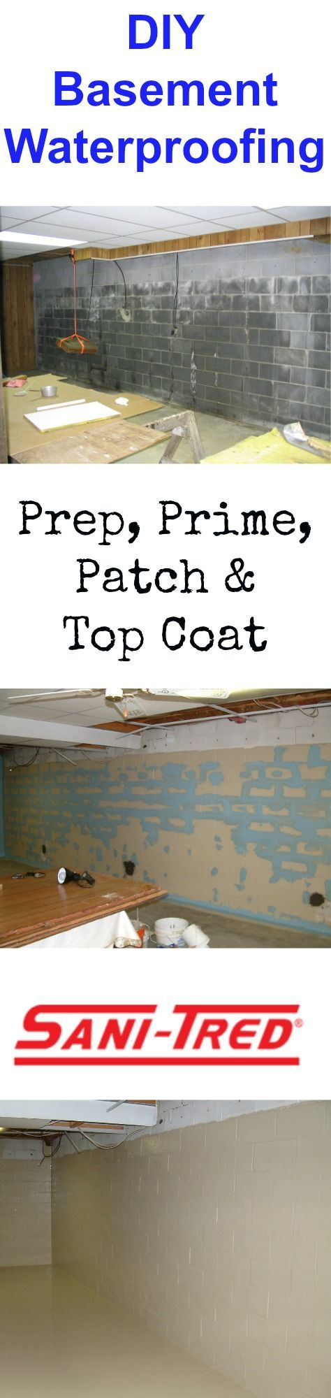 do it yourself basement waterproofing that actually works proven to