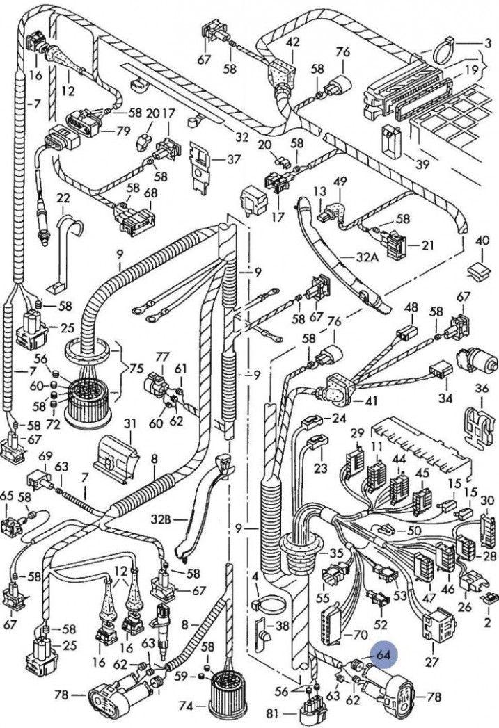 Engine Diagram For 7 Vw Jetta in 2020 | Vw jetta, Diagram, Circuit diagramPinterest