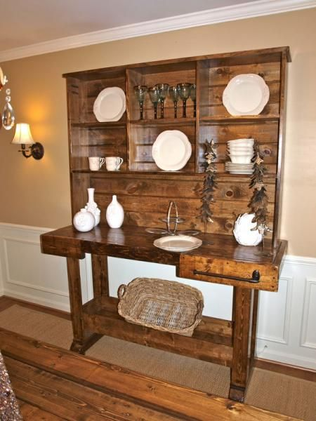 Rustic Hutch Http Ana White Com 2011 01 Rustic Hutch For