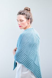 """Kindling,"" by Leila Raabe, knit with Brooklyn Tweed Arbor."