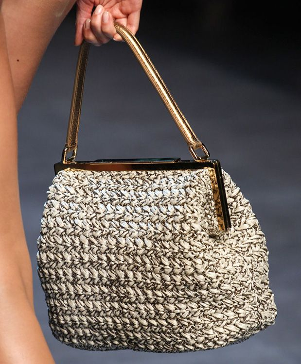 Dolce & Gabbana Spring 2014 Handbags (7)