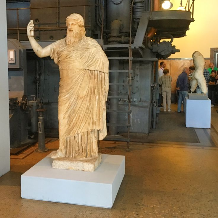 Centrale Montemartini - Visite FAI - Oct 2016