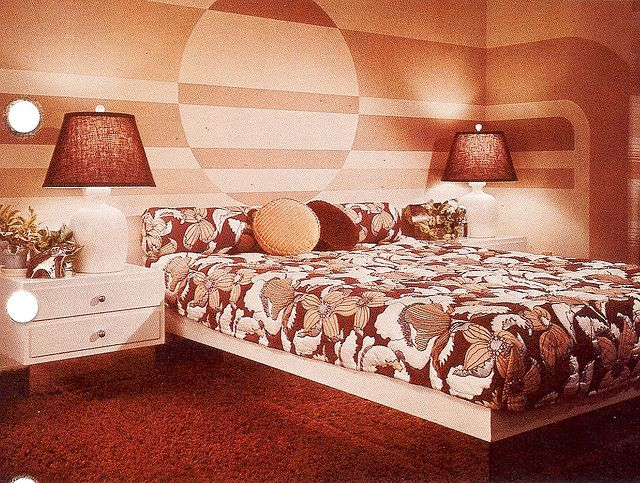 60s bedroom  oh to live in this time. 17 Best ideas about 60s Bedroom on Pinterest   Retro bedrooms