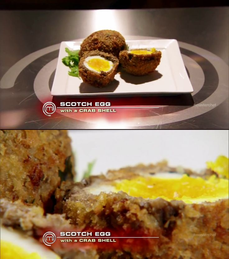 Candidate: Monti Carlo. Elimination Test Round 2 Theme: Crab. Masterchef US Season 3.