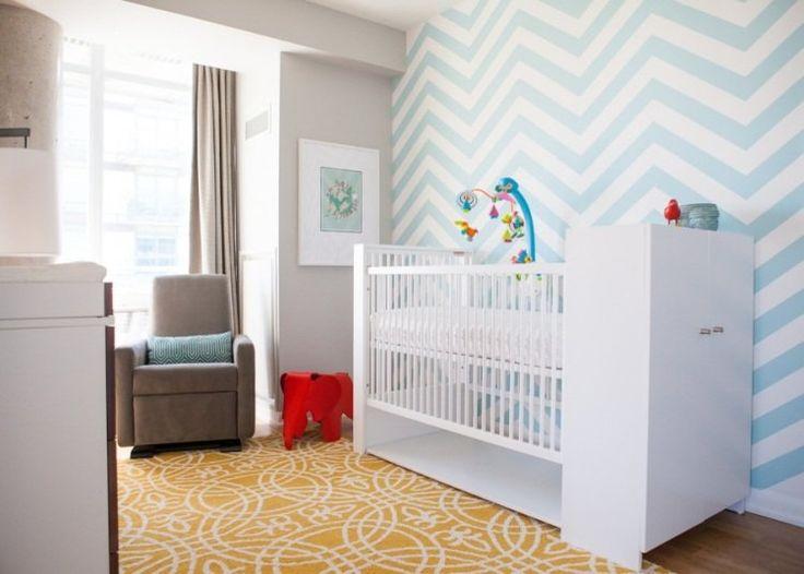 Die besten 25+ Chevron babyzimmer Ideen auf Pinterest Chevron - babyzimmer fr jungs