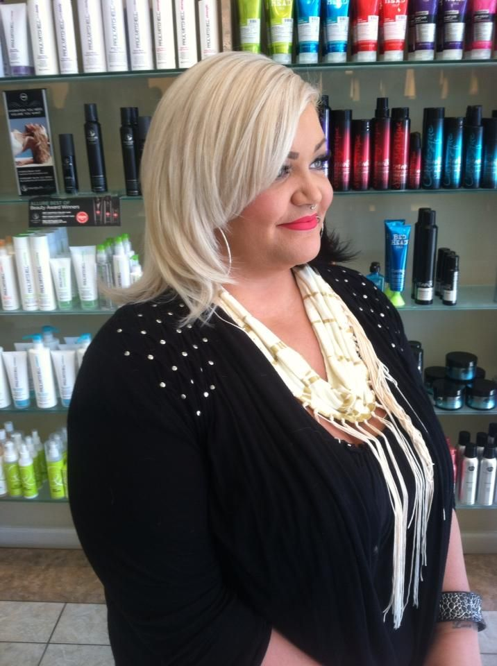 blonde platinum blonde women