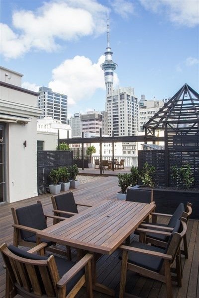 Chancery Chambers - Roof Garden. Max 100 guests. Venue hire $1500.