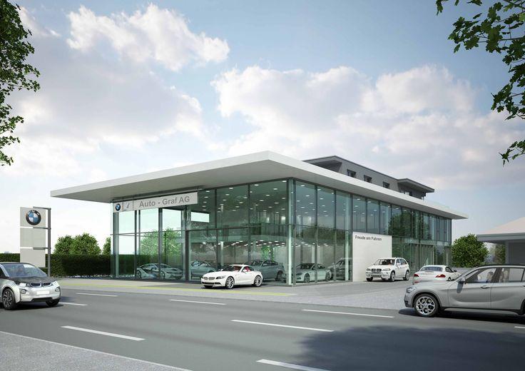 BMW-Autohaus Graf  Herbert Graf Architekten