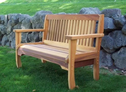 Beautiful Outdoor Teak Benches! Discover the best teak garden benches and