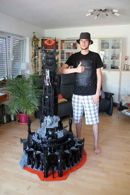 Lord of the Rings   These 15 Lego Movie Builds Will Blow Your Mind.