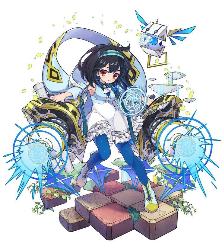 Ghim của Linlin Surya trên Merc storia Anime, Nghệ thuật