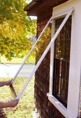 This Old Farmhouse: The Wooden Storm Window Project