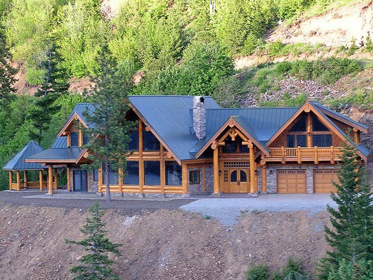 Jack Frost Log Homes