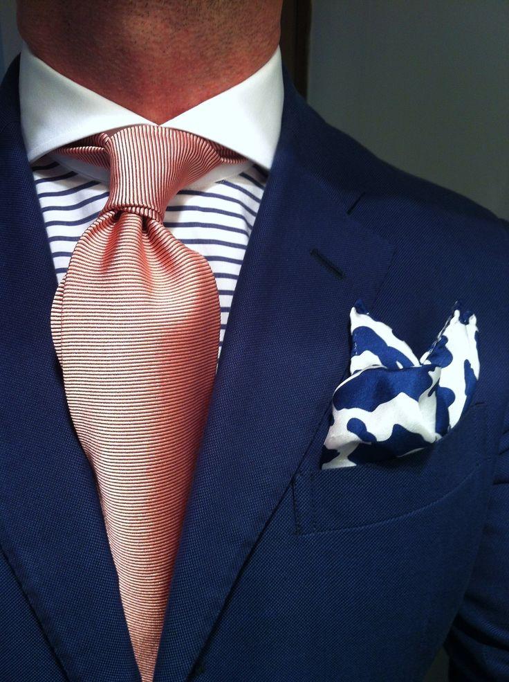 WIWT Blue summer blazer Polo Ralph Lauren, MTM blue ...