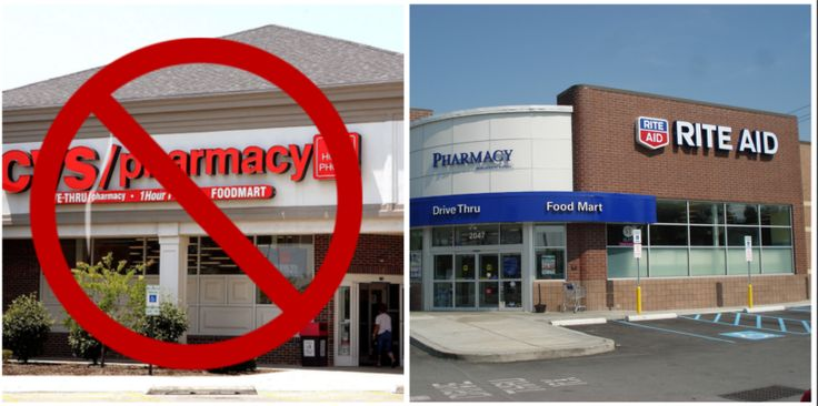 Savings for REAL Life: I Broke up With CVS and Fell in Love With Rite Aid