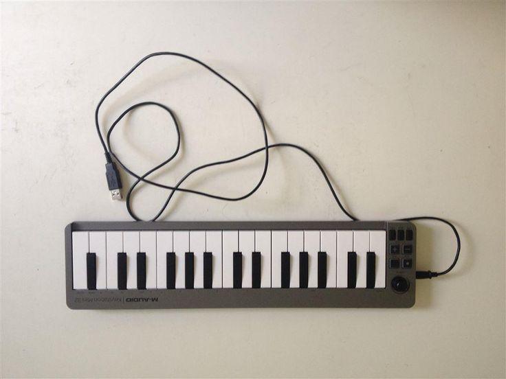 M-Audio Keystation mini 32 på Tradera.com
