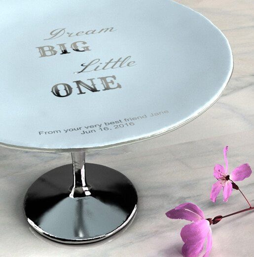 Baby Shower unique cake stand