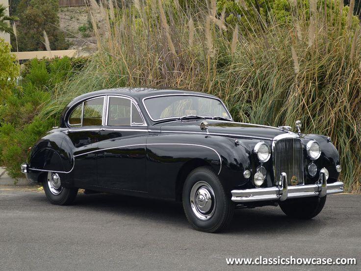 1959 Jaguar Mark IX 3.8 Sedan by Classic Showcase   Jaguar ...