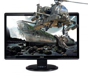 Asus VG236HE е един от най-новите 120 херцови 3D-съвместими LCD монитори, за които е предвидено да могат да се използват в комбинация с технологията на Nvidia 3D Vision за визуализация на стереоскопичен 3D образ