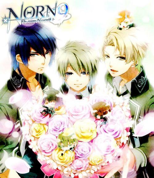 Imagen de anime, senri, and akito
