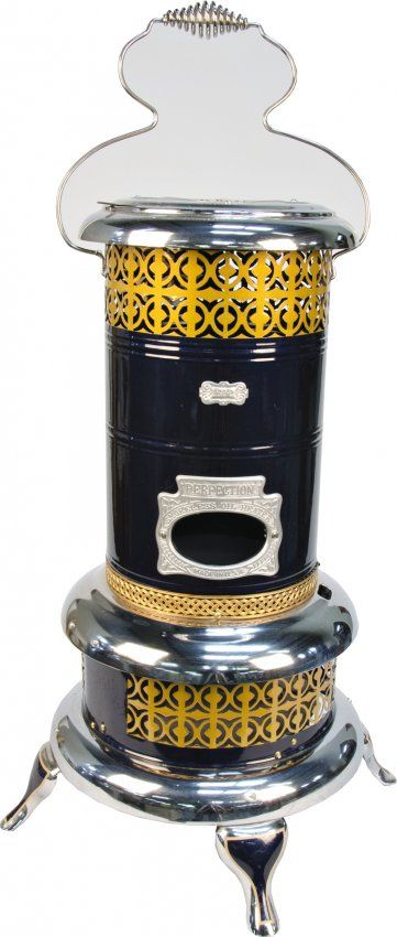 Early Perfection 160-C Smokeless Oil Heater Stove