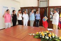 Noticias de Cúcuta: NUEVAS CARAS EN EL GABINETE MUNICIPAL