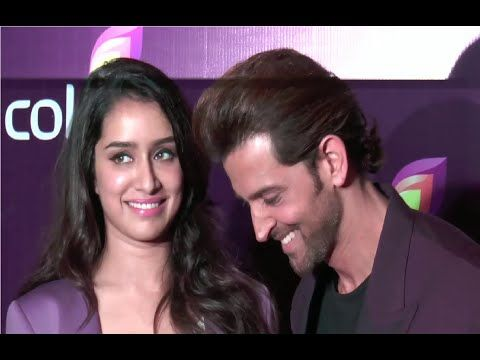 WATCH Hrithik Roshan and Shraddha Kapoor together at Colors Leadership Awards 2015  See the video at : https://youtu.be/TSwM9mJGHmE #hrithikroshan #shraddhakapoor