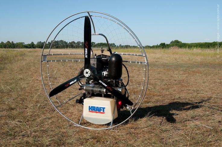 ROS Light 125 + 3 Blades Helix propeller Aeronautics