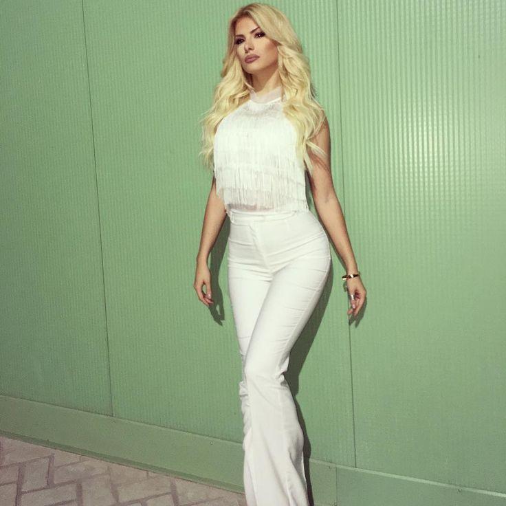 #Marina #Vjollca - Albania #SEXY #PHOTO #MODEL #TVPERSONALITY #SWIMWEAR #ALBANIAN #FASHION #GLAMOUR
