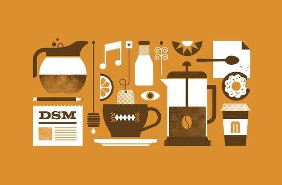 Coffee Icons.