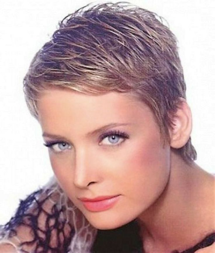 nice Very Short Pixie Haircuts for Women