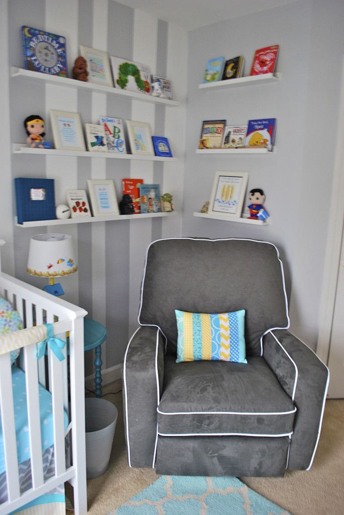 Project Nursery - Reading Nook