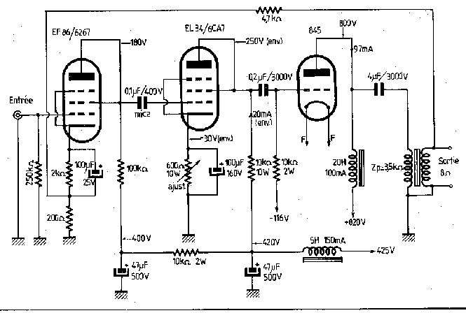 Tube Amps Schematics Google Electronics