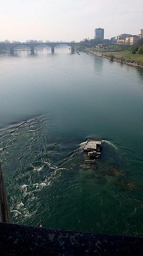 Ticino River, Pavia #lombardia #lombardy #landscape #italy #italia #alps #mountains #milan #como #lecco #pavia #brescia #bergamo #monza #sondrio #lodi #cremona #mantova #expo2015 #ticino