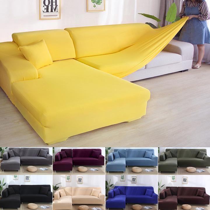 Stretchy Sofabezug Reduziert Chicgadgets De In 2020 Couch Decken Ecksofa Sofabezug