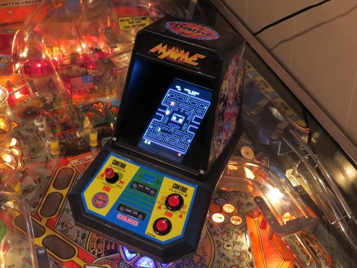 cheap pacman machine