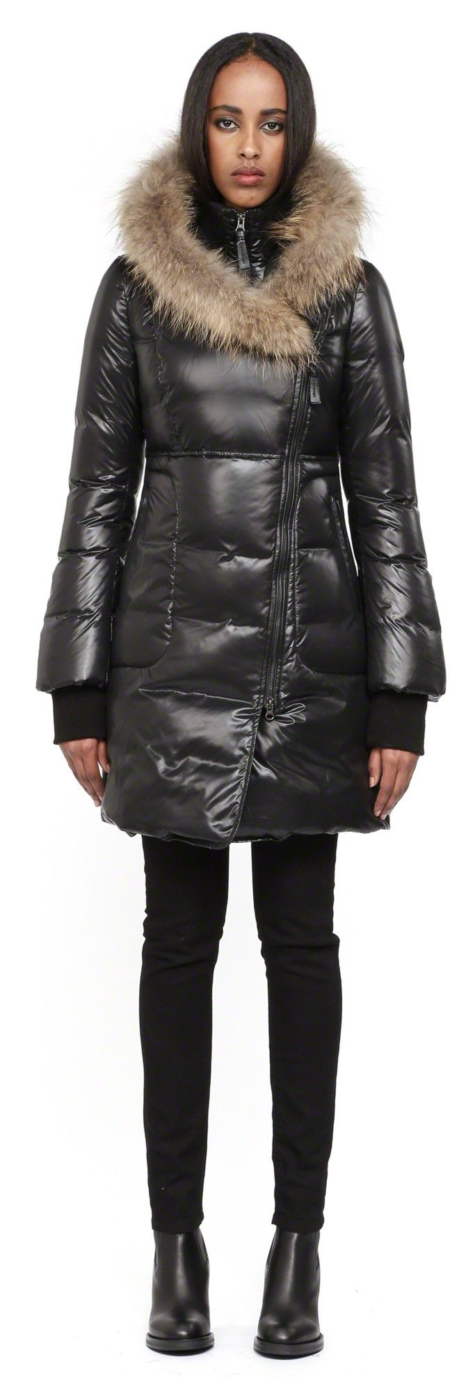 17 Best ideas about Coat With Fur Hood on Pinterest | Coats with