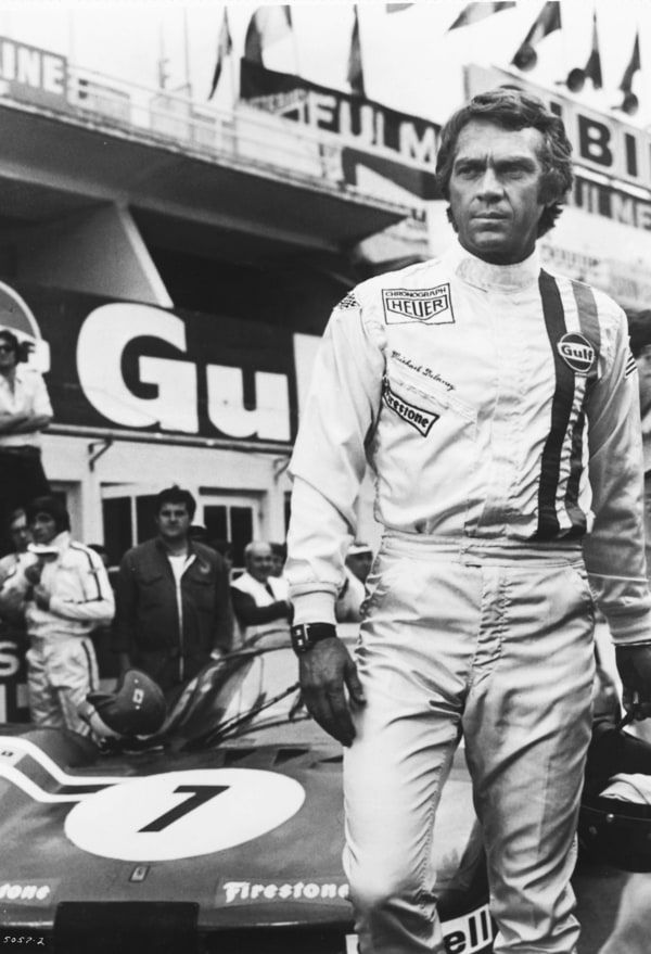 From a Swiss artist comes a new way to look at Steve McQueen's life in the graphic novel 'Steve McQueen in Le Mans.'
