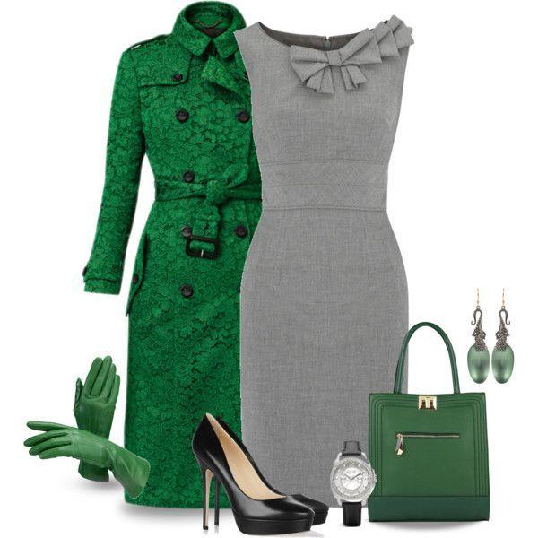 Mid Grey Rome Senorita Dress