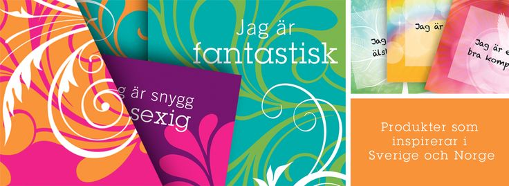 Dagliga affirmationer i Sverige och Norge. lifestylepartnershop.com