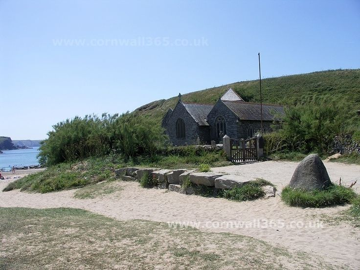 Gunwalloe Church Cove - Cornwall